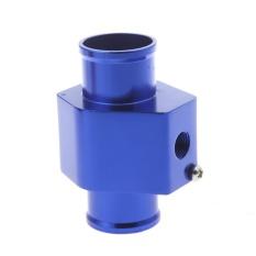Suhu Air Pipa Bersama Sensor Pengukur Suhu Radiator Selang Adaptor 38mm Biru-Intl