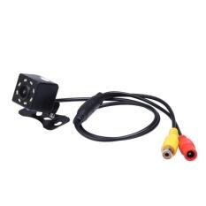 Beli Waterproof Car Rear View 680T Camera 8 Led Light Rearview Reverse Backup Intl Nyicil
