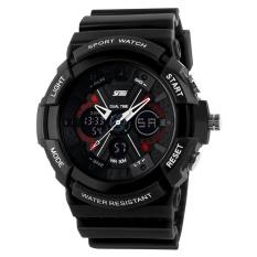 Katalog Waterproof Digital Lcd Alarm Tanggal Mens Sport Wrist Watch Intl Skmei Terbaru
