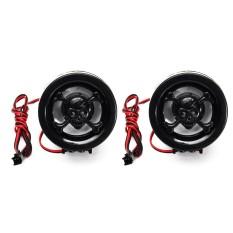 Waterproof Motorcycle Audio Radio Sound System Stereo Speakers MP3 USB Bluetooth - intl