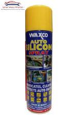 Review Terbaik Waxco Auto Silicon Spray 550 Ml Cairan Perawatan Karet Nylon Mobil