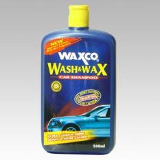 Beli Waxco Wash Wax Car Shampoo Waxco Asli