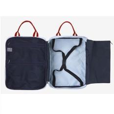 Harga Weekeight Tas Travel Korean Sling Bag Luggage Grey Baru