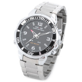 Beli Weide Wh 843 Olahraga Analog Digital Tampilan Kuarsa Jam Tangan For Pria Hitam Silver 1 X Sr626 Lengkap