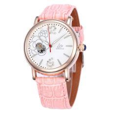Weizhe Shenhua SHENHUA Baru FASHION LADY Rose Diamond Watches AliExpress Menjual Grosir (GoldWhite)