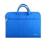 Spek Welink 13 Inch Computer Bag Sleeve Carry Case Cover Notebook Tablet Briefcase Handbag Waterproof With Handle For Apple Macbook Air 13 Macbook Pro 13 Macbook Pro With Retina 13 And Other Laptop Notebook Computer Blue Tiongkok