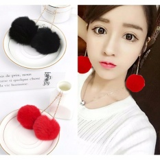 Weloveit Anting POM 11 - Merah