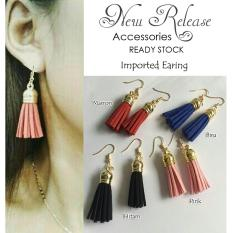 Weloveit Anting Tessel Import 01 - Maroon