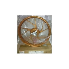 WHEEL-REAR (MAJESTIC GOLD NO.2) NEW SATRIA 150 SGP 64111B25G00NYPU