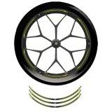 Top 10 Wheel Rim Sticker Yellow Bright Online