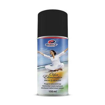 Wheelz Product Odor Eliminator Pengurai Bau Air Freshener Terbaru