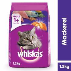 Toko Whiskas *d*lt 1 2Kg Mackerel Makanan Kucing Cat Food Terlengkap Jawa Barat