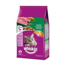 Review Pada Whiskas Dry *d*lt Tuna 1200 G