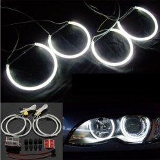 Harga White 4 Pcs Ccfl Angel Eyes Halo Rings Bulbs Lamps For Bmw E30 E32 E34 E39 3 5 7 Series Intl Lengkap