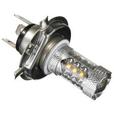 Putih 80 Watt H4 HB2 Cree LED DRL 12 V Kabut Bola Lampu Depan Tinggi Rendah