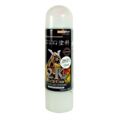 Whiz Samurai Automotive Motorcycle Car Paint - Cat Semprot Motor Mobil Spray Aerosol Paint - Clear 2K01 2K in A Can Gloss Like Mirror