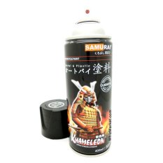 Jual Whiz Samurai Automotive Motorcycle Car Paint Cat Semprot Motor Mobil Spray Aerosol Paint Light Scarlet 115 Baru