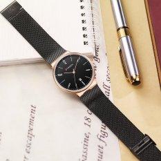 Toko 2017 Baru Curren Fashion Wach Wrist Pria Watch Jam Tangan Es Men Tanggal Quartz Watch Jam Tangan Ultra Tipis Dial Jam Man Top Brand Di Tiongkok