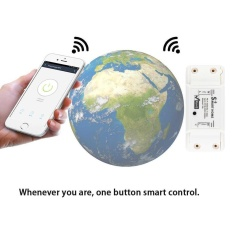 WiFi Smart Switch Module Phone Remote Control Timer Switch For Smart Home - intl
