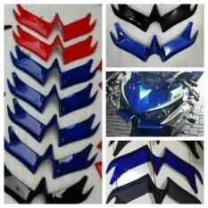 Winglet Yamaha R25 Biru ( Cek Stok Dulu Sebelum Beli )