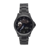 Harga Pemenang Pria Skeleton Auto Automatic Mechanical Wrist Watch Hitam Winner Asli