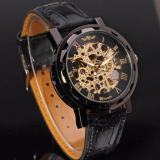 Harga Winner Wrg8008 Skeleton Automatic Watch Original Universal Original