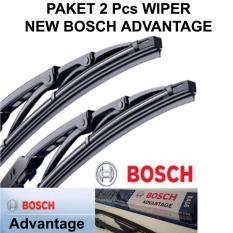 Jual Wiper Bosch Advantage Ertiga 2Pcs Kn Kr Original Import
