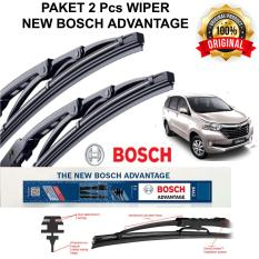 Wiper Mobil BOSCH Advantage All New Avanza 3rd Gen, Avanza Veloz 3rd Gen 2016 - Up (2 pcs)