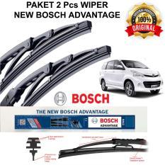 Wiper Mobil BOSCH Advantage New Avanza, Avanza Veloz 2nd Gen (2 pcs)