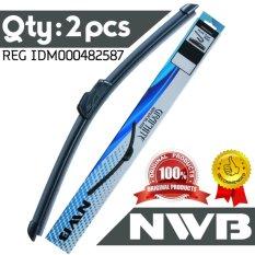 Review Toko Wiper Mobil Suzuki Baleno Nex G 22 17 Merk Nwb Pisang Beam