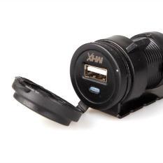 Harga Wisebuy 12 V Usb Charger Hp Sepeda Motor Tahan Terhadap Udara Adaptor Stang Tenaga Not Specified Online