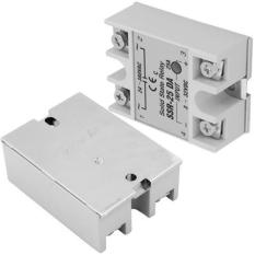 Wise Membeli Solid State Relay Ssr 3 32 V Dc Output 24 380 V Ac 25A Murah