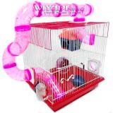Beli Wiyadistore K17 Kandang Hamster 2 Tingkat Terowongan Online Murah