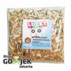 Wiyadistore - Makanan Hamster Lucky Tasty Mix 185gr By Wiyadistore.
