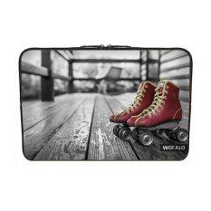Wofalo 12.6 12.8 13 13.3 Inch Laptop Sleeve Case Casing Cover Neoprenefor MacBook/netbook/laptop/notebook/ Ultrabook Sepatu Roda Roller Skates Sepatu Roda Sepatu Roda Merah Olahraga Yang Menarik-Internasional