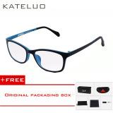 Spesifikasi Wolfram Kateluo Komputer Kacamata Anti Laser Kelelahan Radiasi Tahan Kacamata Bingkai Kacamata Tontonan Oculos 13031 Biru Membeli 1 Mendapatkan 1 Hadiah Terbaru