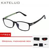 Harga Wolfram Kateluo Wolfram Komputer Kacamata Anti Tired Radiasi Tahan Kacamata Bingkai Kacamata Tontonan Oculos 13028 Hijau Membeli 1 Mendapatkan 1 Hadiah Baru Murah