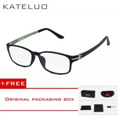 Diskon Wolfram Kateluo Wolfram Komputer Kacamata Anti Tired Radiasi Tahan Kacamata Bingkai Kacamata Tontonan Oculos 13028 Hijau Membeli 1 Mendapatkan 1 Hadiah Branded