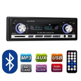 Beli Womdee Bluetooth Car Stereo Receivers 60W Single Din Audio Receiver Support Mp3 Player Fm Radio Usb Sd Aux Intl Womdee Murah