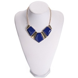Jual Wanita Permen Warna Disambung Kalung Sapphire Intl Original