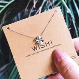 Harga Perhiasan Wanita 925 Perak Kalung Perak Baru Murah
