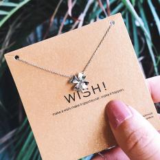 Perhiasan Wanita 925 Perak Kalung Perak Diskon Akhir Tahun