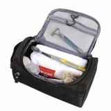 Beli Wanita Pria Waterproof Travel Cosmetic Bag Hanging Trunk Makeup Case Zipper Trunk Make Up Bag Organizer Penyimpanan Pouch Toiletry Bag Intl Seken