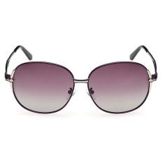 Harga Wanita Kacamata Terpolarisasi Mengemudi Luar Ruangan Kacamata Bingkai Ungu Qe043 Sz Termurah