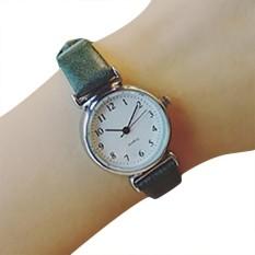 Jual Wanita Quartz Analog Wrist Kecil Dial Halus Watch Mewah Bisnis Jam Tangan Not Specified Branded