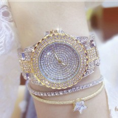 Toko Wanita Hot Selling Jam Tangan Trade High Grade Tahan Air Watch Full Diamond Watch Intl Terdekat