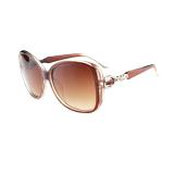 Situs Review Eyewear Wanita Sunglasses Wanita Betterfly Sun Glasses Desain Merek Warna Coklat