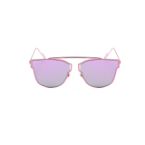 Model Eyewear Wanita Sunglasses Women Irregular Sun Kacamata Warna Pink Merek Desain Intl Terbaru