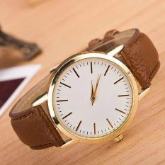 Diskon Women S Watches Pu Leather Band Analog Quartz Wrist Watch Intl Oem