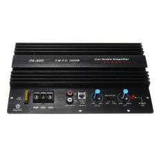 Wond 12 V 1000 W Amplifier Babi Hutan Audio Daya Amplifier Bas Yang Kuat Subwoofer PA-80D-Internasional